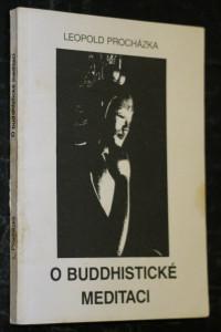 náhled knihy - O buddhistické meditaci