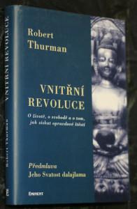 náhled knihy - Vnitřní revoluce : o životě, o svobodě a o tom, jak získat opravdové štěstí