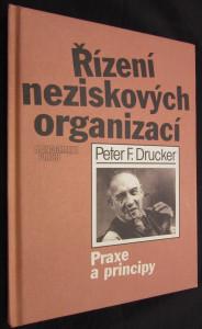 náhled knihy - Řízení neziskových organizací : praxe a principy