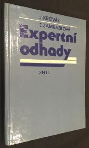 náhled knihy - Expertní odhady