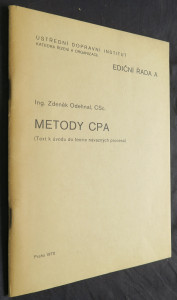 náhled knihy - Metody CPA