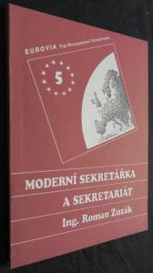 náhled knihy - Moderní sekretářka a sekretariát