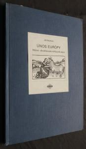 náhled knihy - Únos Európy : mýtus - divertimento k filozofii dějin