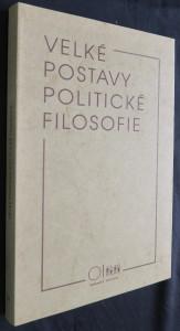 náhled knihy - Velké postavy politické filosofie