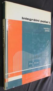 náhled knihy - Integrální počet I.