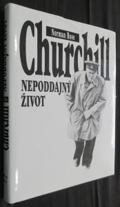 náhled knihy - Churchill : nepoddajný život