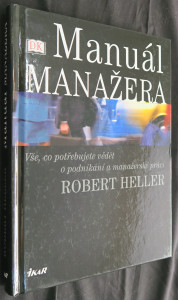 náhled knihy - Manuál manažera : vše, co potřebujete vědět o podnikání a manažerské práci