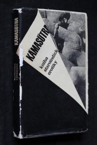 náhled knihy - Kámasútra. Slovensky Kámasútra : kniha staroindickej erotiky