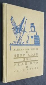 náhled knihy - Herr Adam und Frau Eva