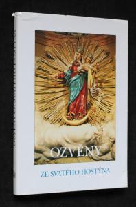 náhled knihy - Ozvěny ze Svatého Hostýna : v básních a písních od desítek ctitelů