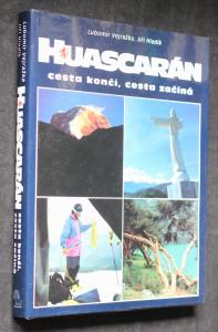 náhled knihy - Huascarán : cesta končí, cesta začíná
