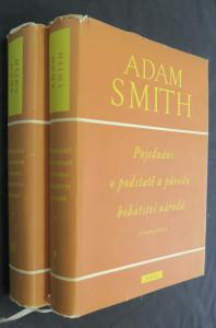 náhled knihy - Pojednání o podstatě a původu bohatství národů. 2 svazky
