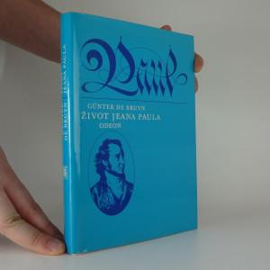 náhled knihy - Život Jeana Paula Friedricha Richtera