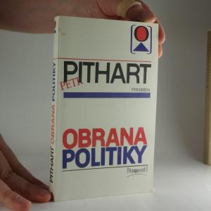 náhled knihy - Obrana Politiky