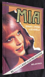náhled knihy - Mia : život Miy Farrowové