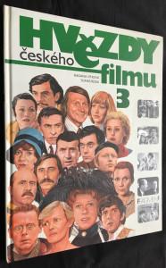 náhled knihy - Hvězdy českého filmu 3