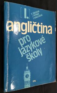 náhled knihy - Angličtina pro jazykové školy 1