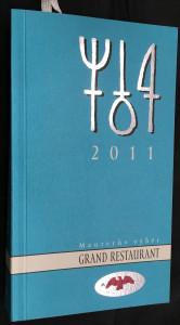 náhled knihy - Maureův výběr: Grand restaurant 2014