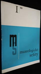 náhled knihy - Muzeologické sešity, č. 1