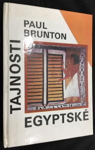 náhled knihy - Tajnosti egyptské