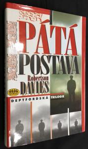 náhled knihy - Pátá postava : Deptfordská trilogie