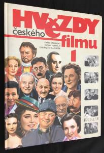 náhled knihy - Hvězdy českého filmu 1