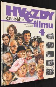 náhled knihy - Hvězdy českého filmu 4