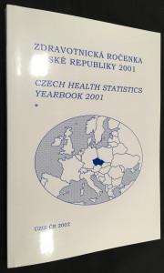 náhled knihy - Zdravotnická ročenka České Republiky  2001