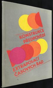 náhled knihy - Konstrukce předpovědí extrapolací časových řad