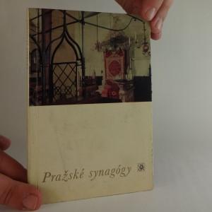 náhled knihy - Pražské synagógy