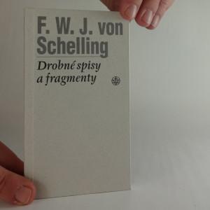náhled knihy - Drobné spisy a fragmenty