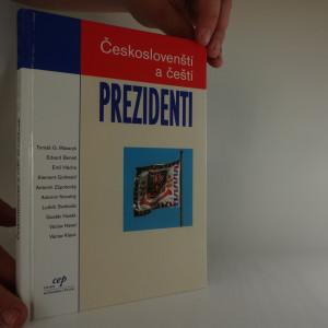 náhled knihy - Českoslovenští a čeští prezidenti : sborník textů
