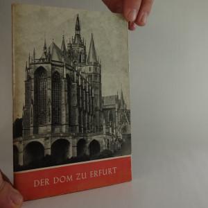 náhled knihy - Der Dom zu Erfurt