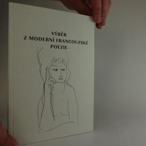náhled knihy - Výběr z moderní francouzské poezie