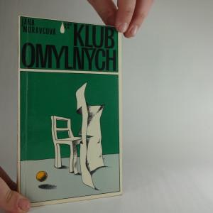 náhled knihy - Klub omylných