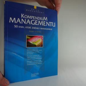 náhled knihy - Kompendium managementu : 50 knih, které změnily management