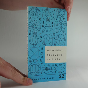 náhled knihy - Žákovské perličky