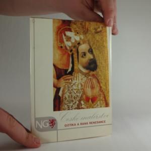 náhled knihy - České malířství, gotika a raná renesance
