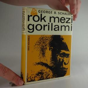 náhled knihy - Rok mezi gorilami