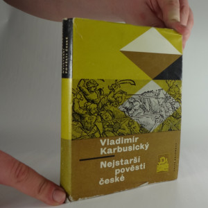 náhled knihy - Nejstarší pověsti české