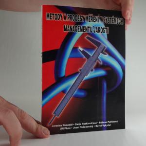 náhled knihy - Metody a procesy měření v systémech managementu jakosti