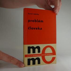 náhled knihy - Problém človeka