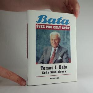 náhled knihy - Baťa, švec pro celý svět