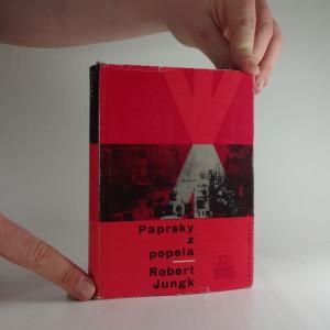 náhled knihy - Paprsky z popela - příběh města, které vstalo z mrtvých