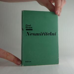 náhled knihy - Nesmiřitelní