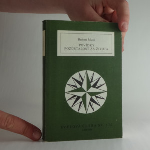 náhled knihy - Povídky, Pozůstalost za života (světová četba sv. 576)