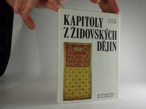 náhled knihy - Kapitoly z židovských dějin : od starověku do 18. stol.