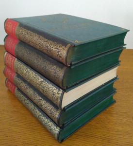 náhled knihy - Ilustrované dějiny světové (Díl I.-V.)