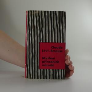 náhled knihy - Myšlení přírodních národů