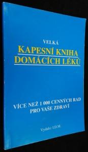 náhled knihy - Velká kapesní kniha domácích léků